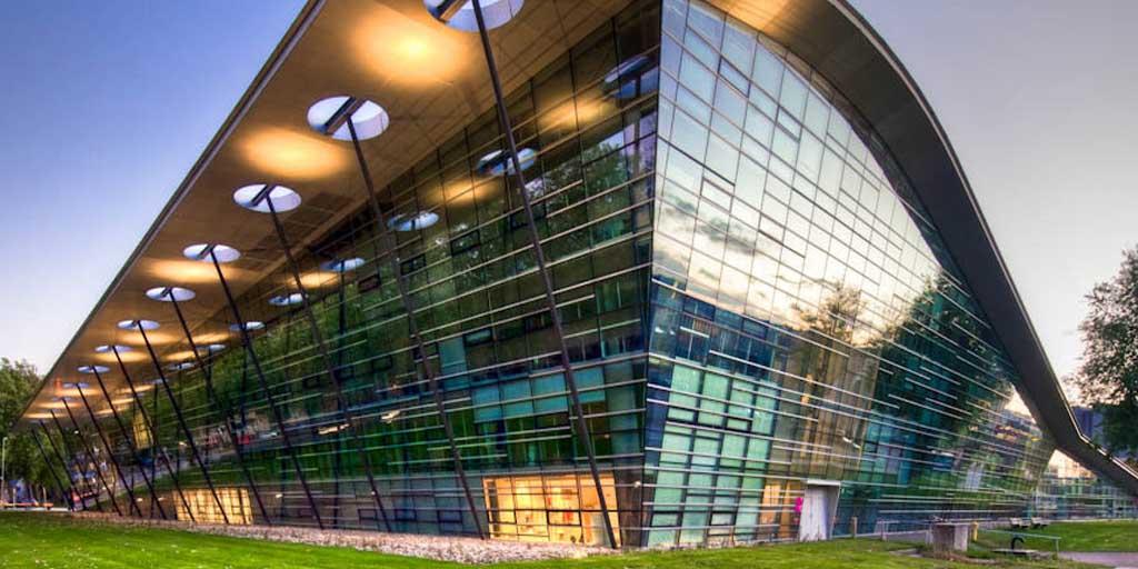 Fitness Technische Universiteit Delft 1