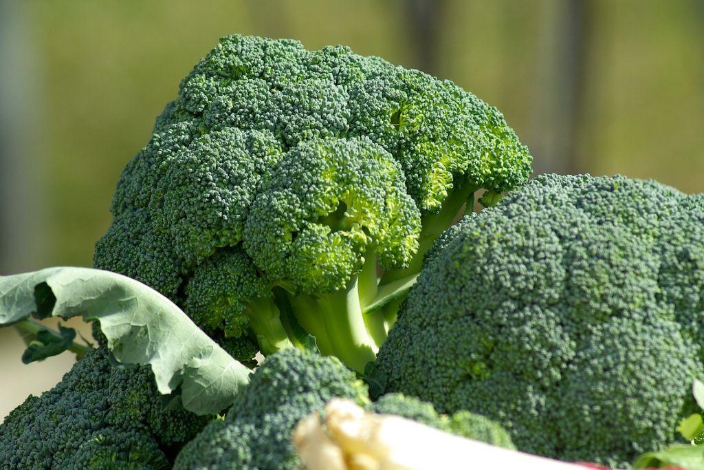 Broccoli met sinasappel