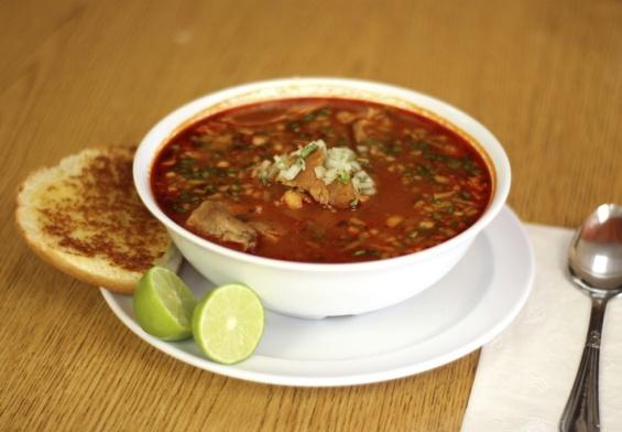 Mexicaanse soep